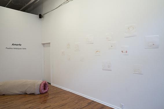 Amorfo, installation view. Photo by Lauren Castellana